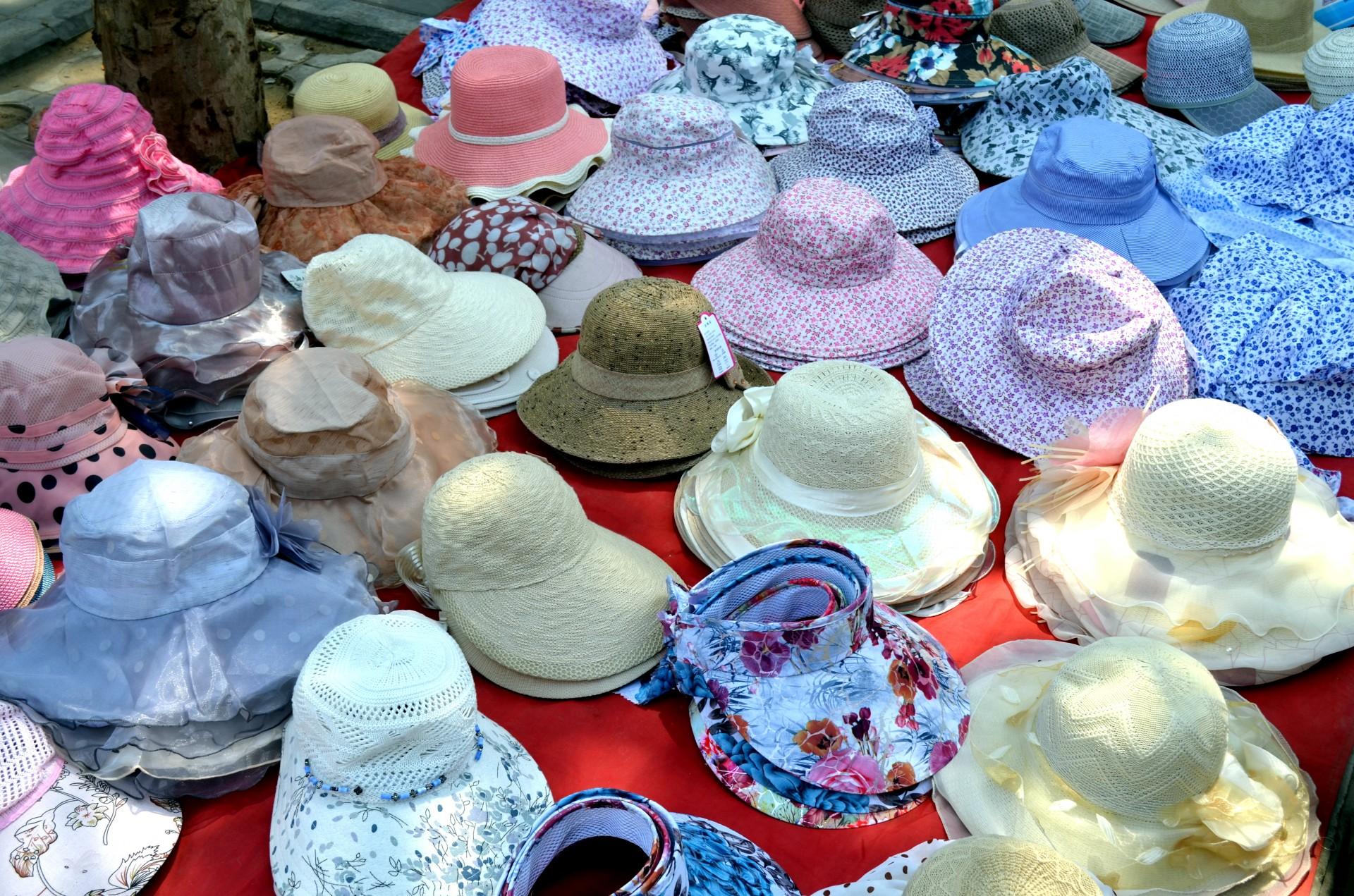 Hats, Summer, Heat Relief Safety, Straw Hats