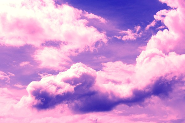 Pink Clouds Free Stock Photo Public Domain Pictures