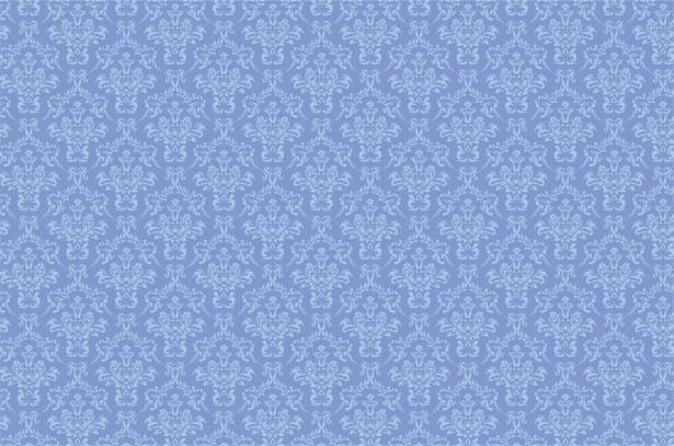 Damask Pattern Background Blue Free Stock Photo  Public