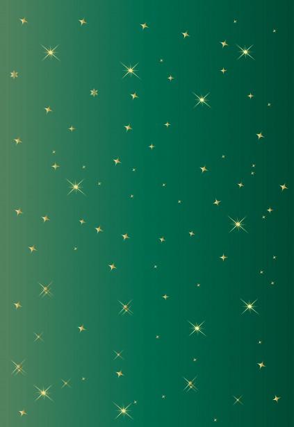 Green Background Gold Stars Free Stock Photo Public