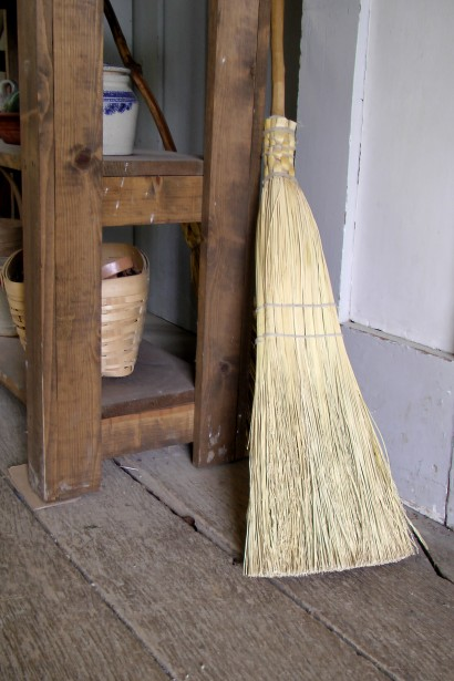 Old Fashioned Broom