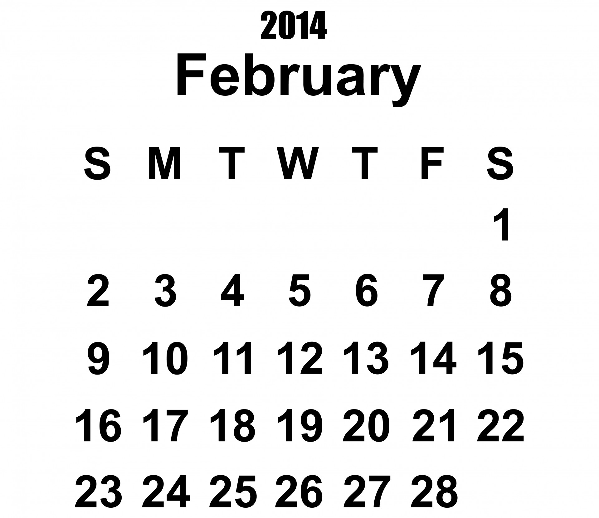 "Search Results for ""2014 Calendar W Holidays"""