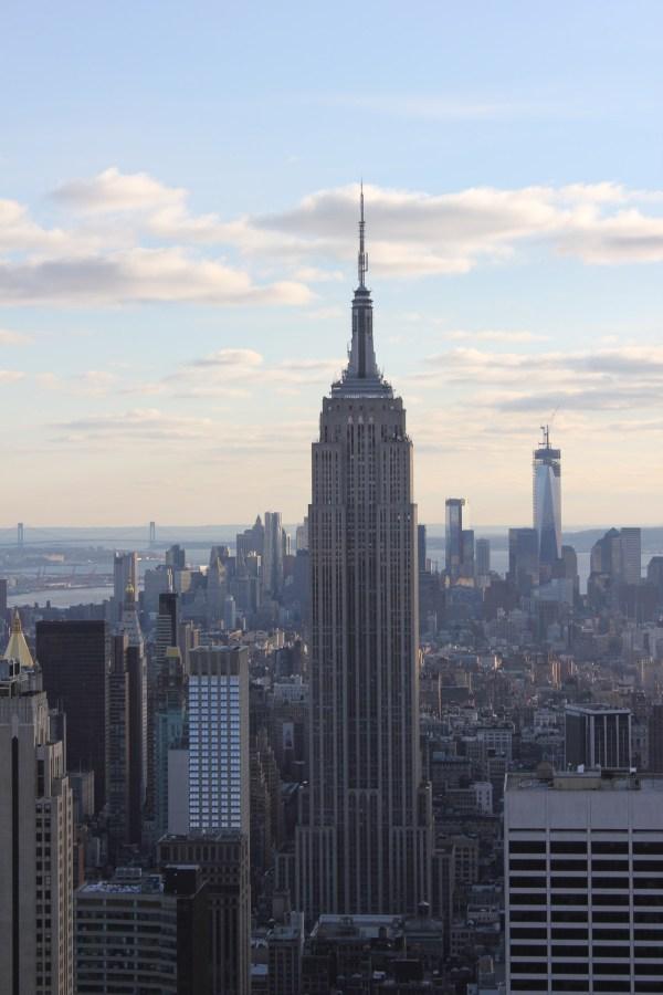 Empire State Building Free Stock - Public Domain