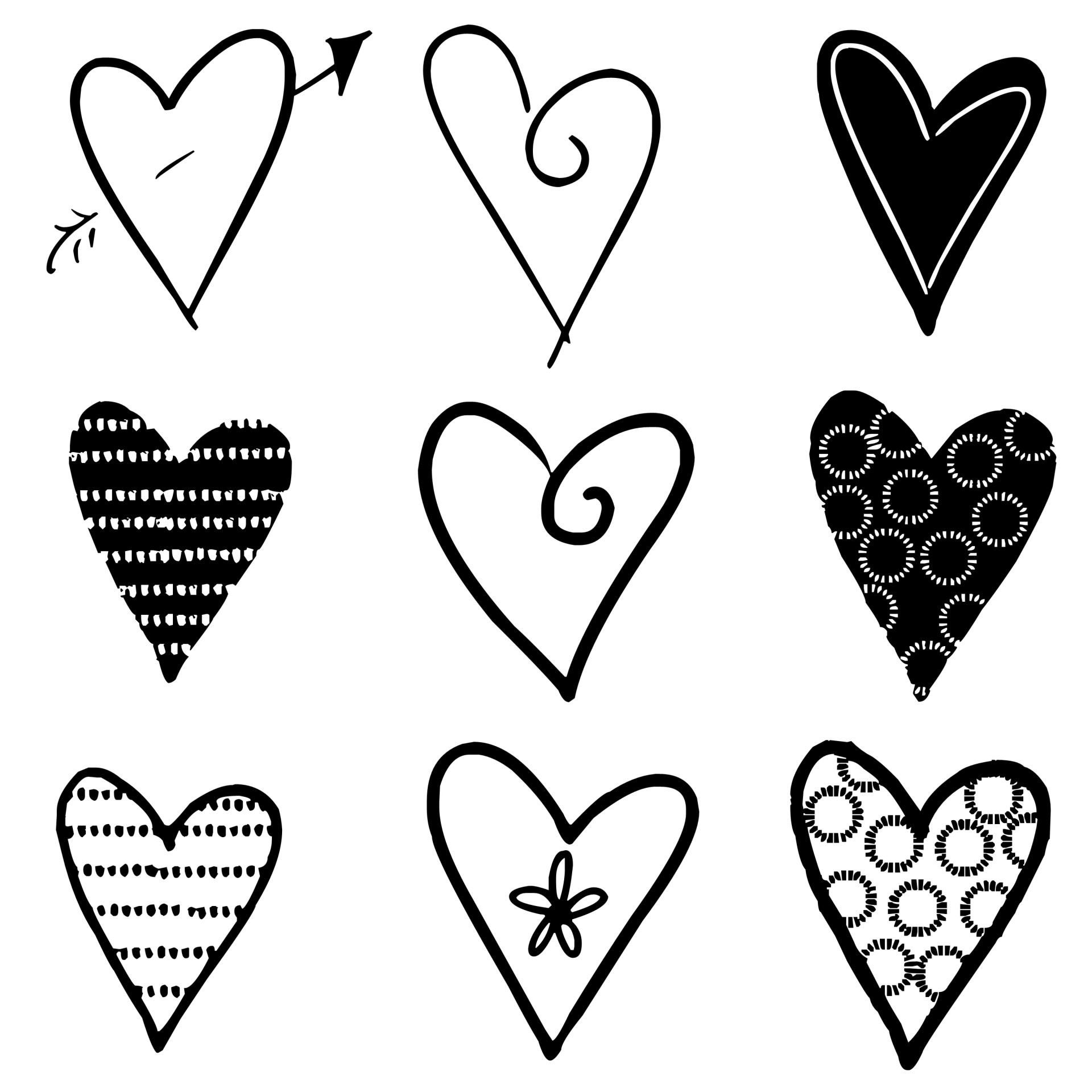 Image result for heart drawing