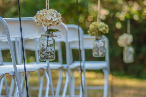 Wedding Ceremony Decorations Free Stock Photo Public