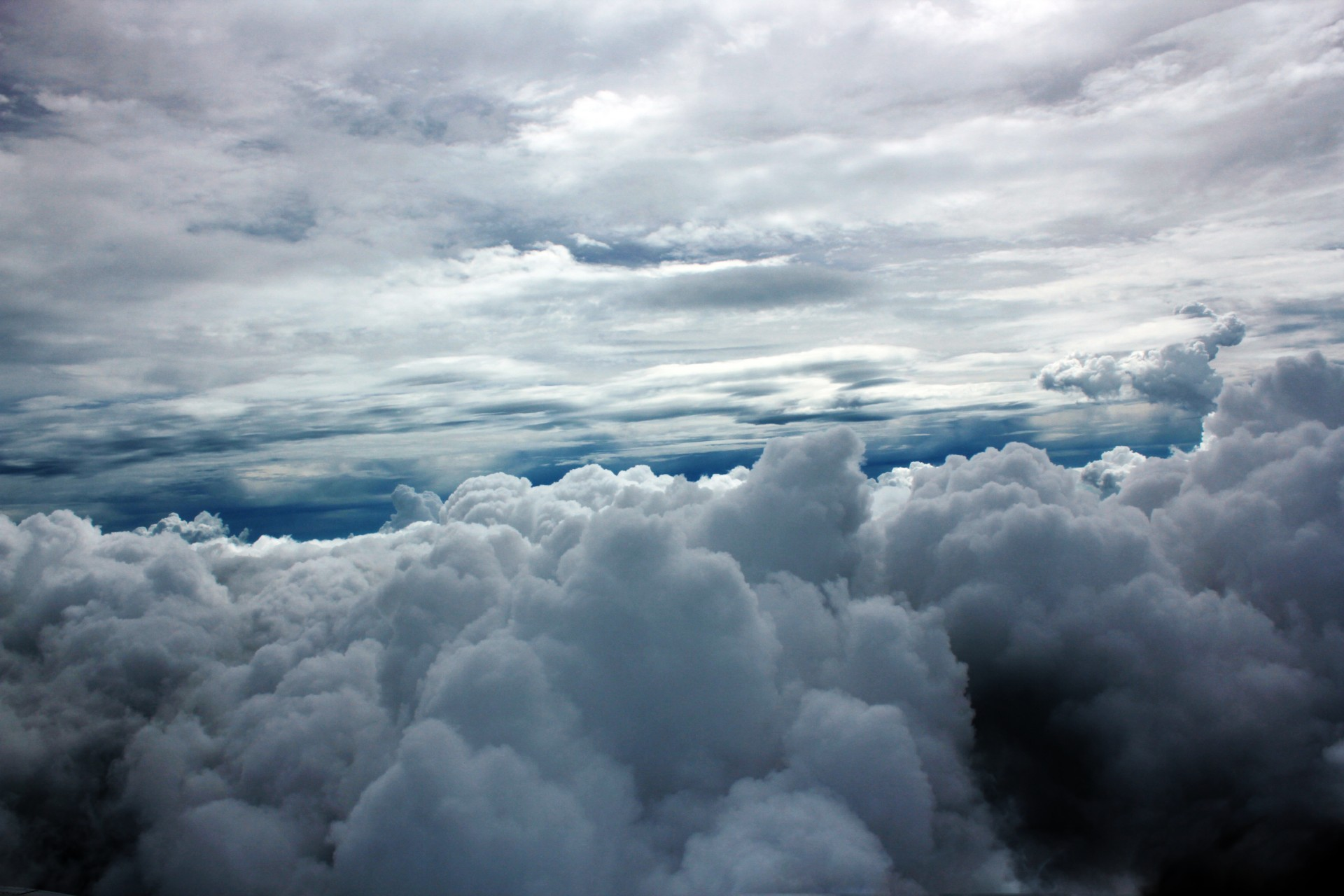 Wallpaper Falling Skies Clouds Above The Sky 7 Free Stock Photo Public Domain