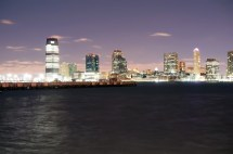 Newark Jersey Skyline Free Stock - Public Domain