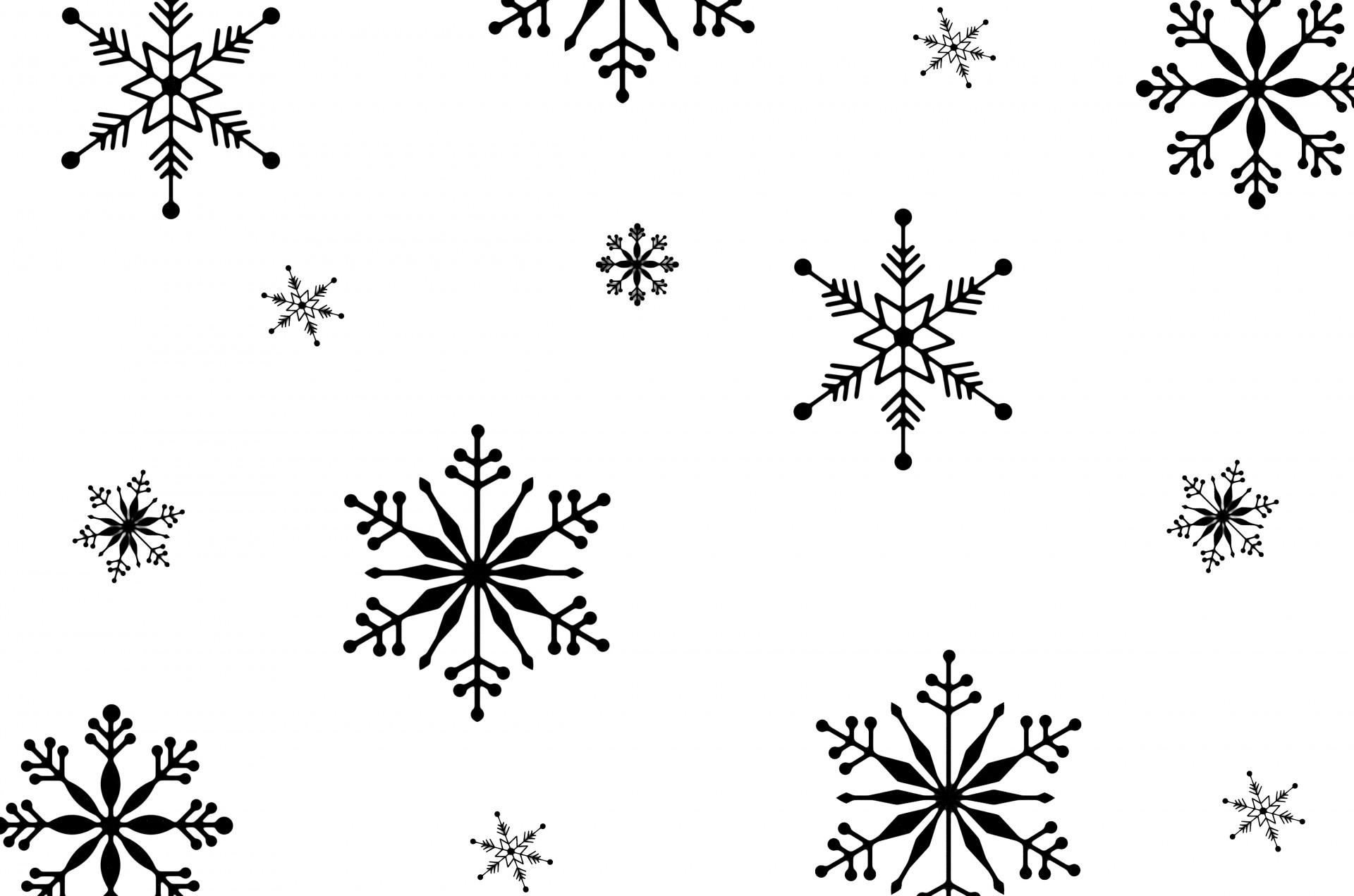 Snowflakes Free Stock Photo
