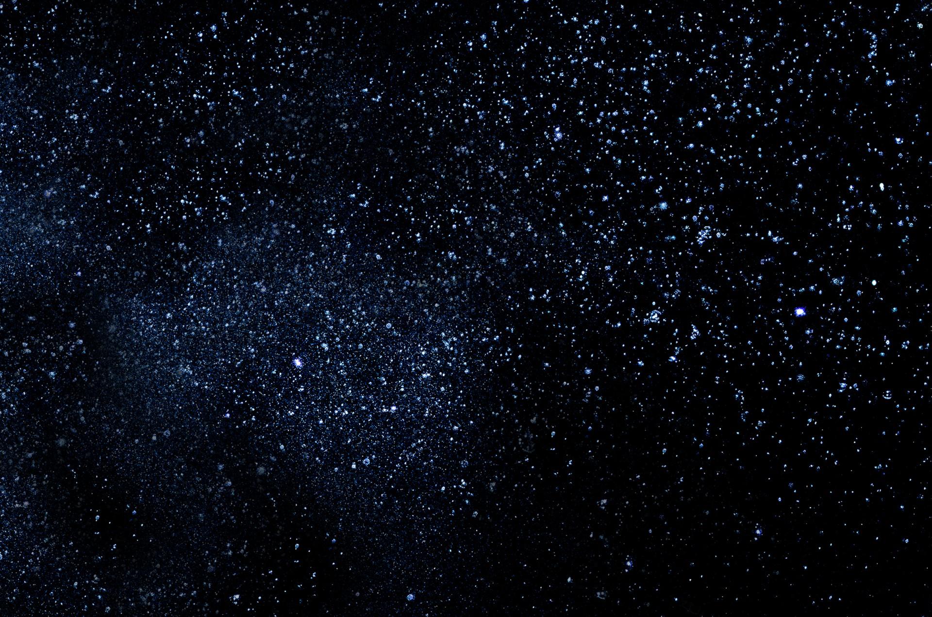 Stars In The Night Sky Free Stock Photo