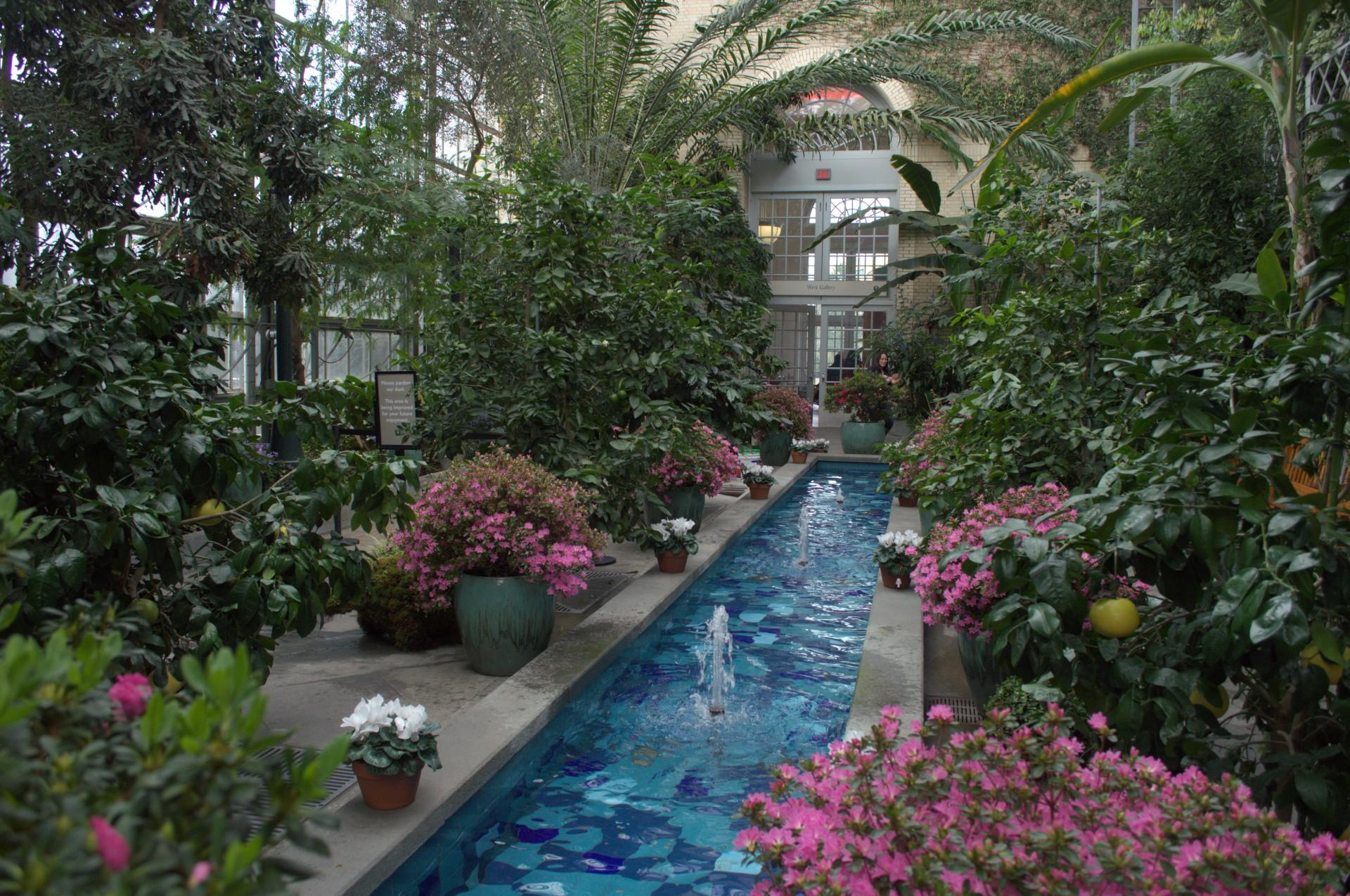 Botanical Gardens, National Garden Month
