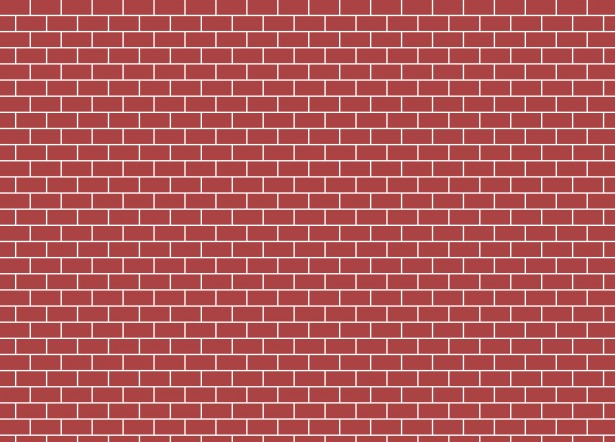 Red Brick Wall Clipart Free Stock Photo  Public Domain