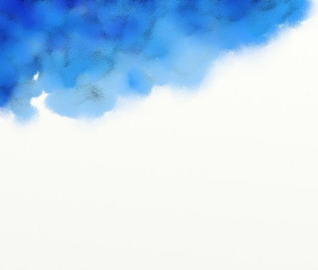 Blue Paint B D Background