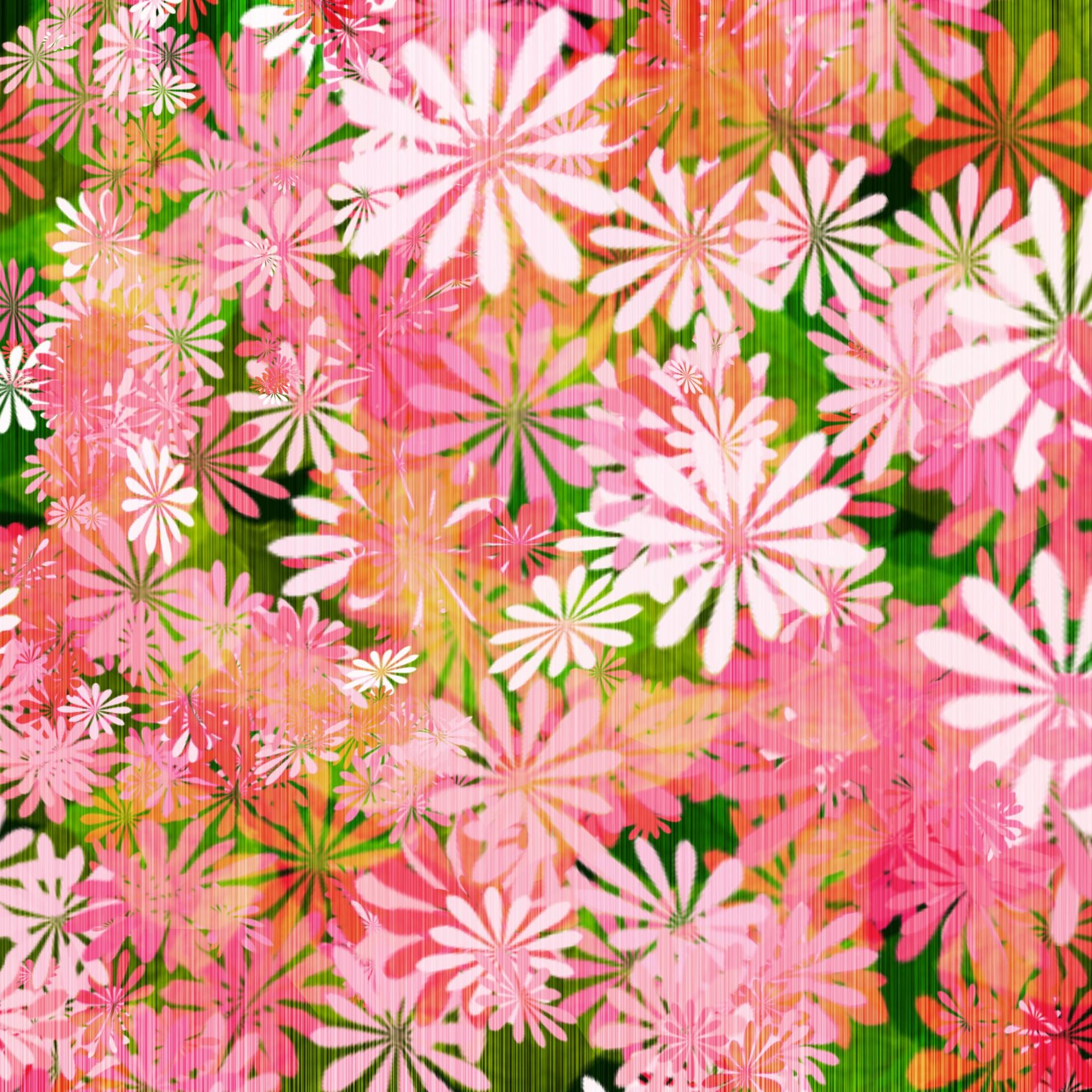 Pattern Wallpaper Hd Digital Flower Pattern Free Stock Photo Public Domain