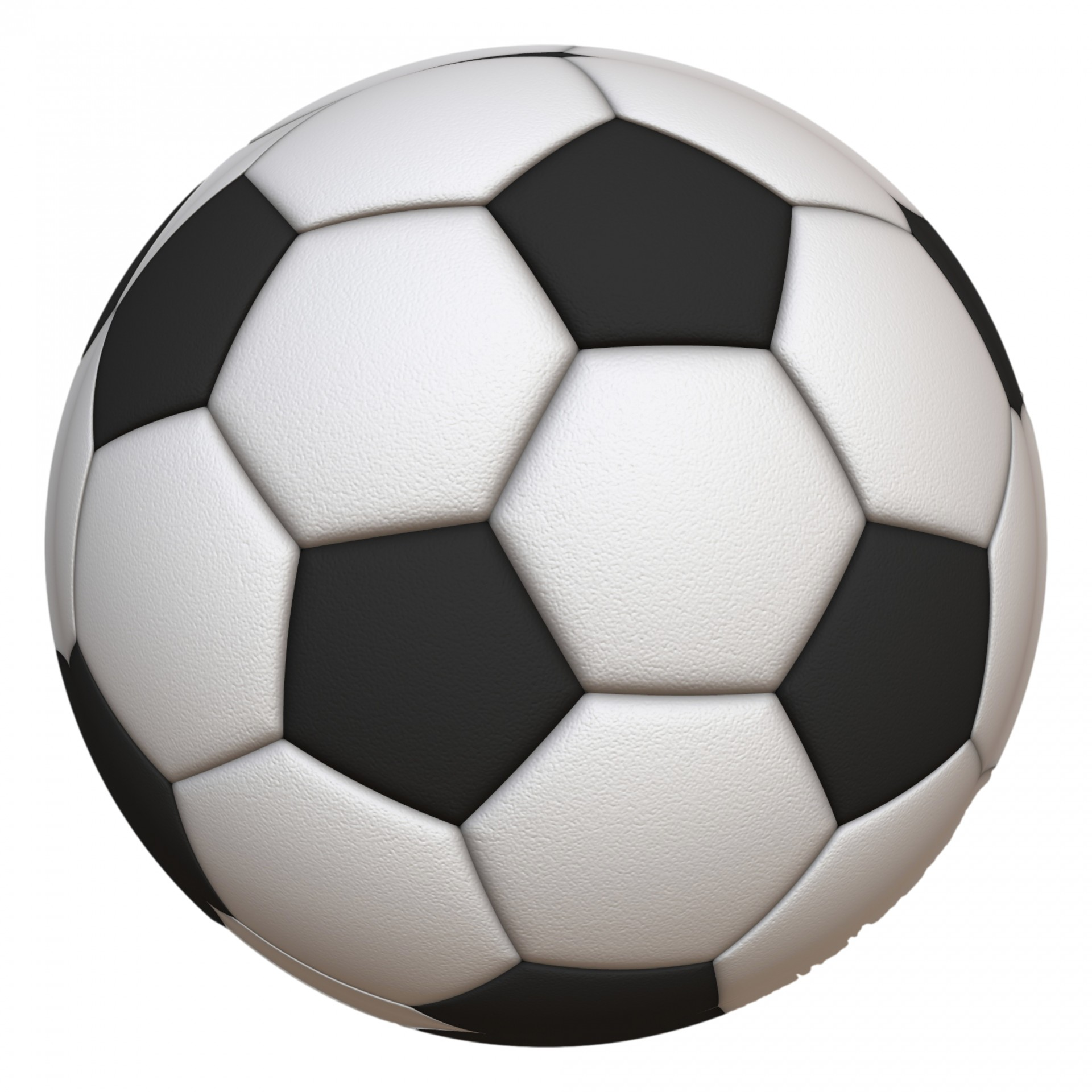 Soccer Ball 2 Free Stock Photo