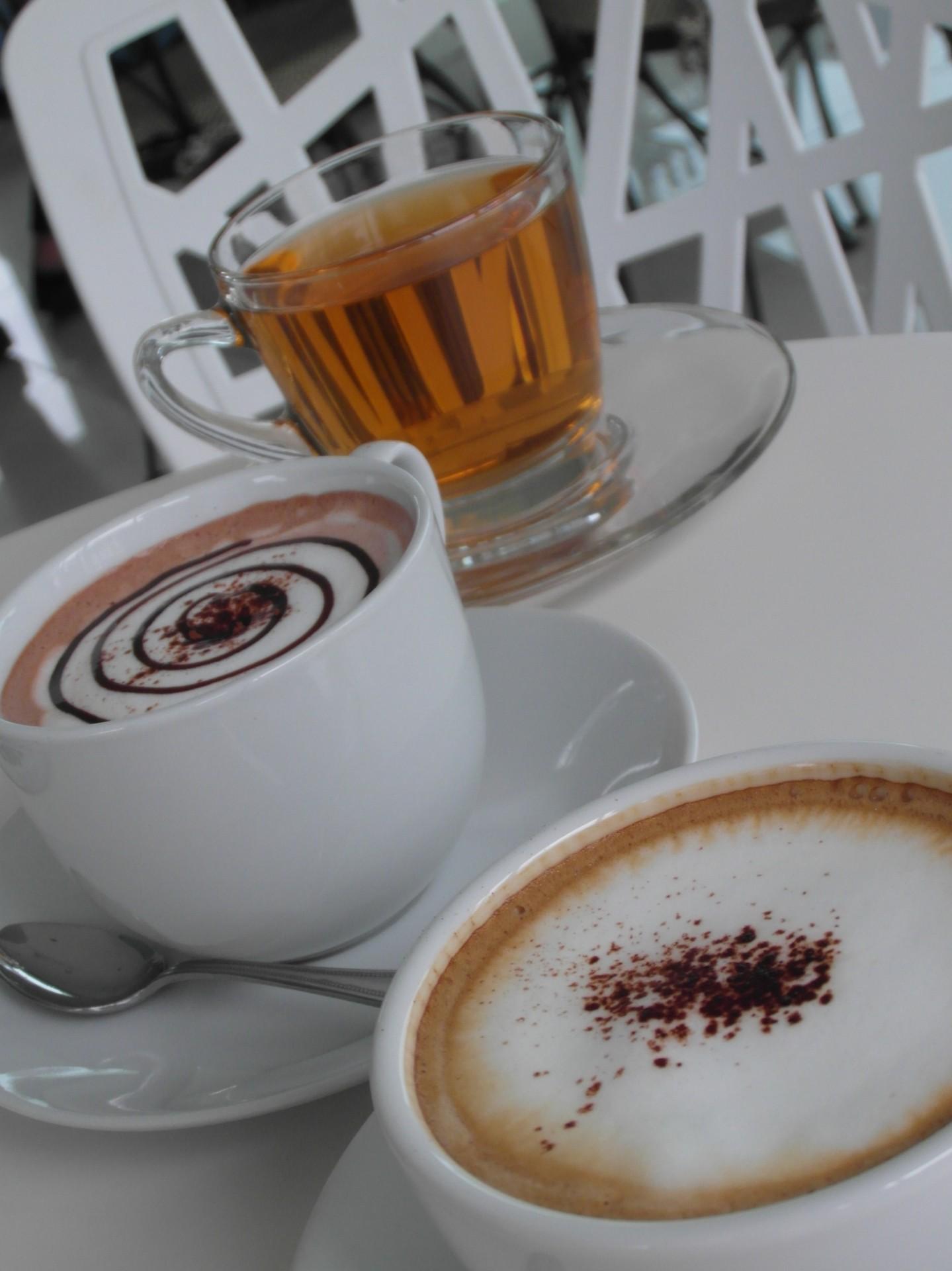 Tea Coffee And Hot Chocolate