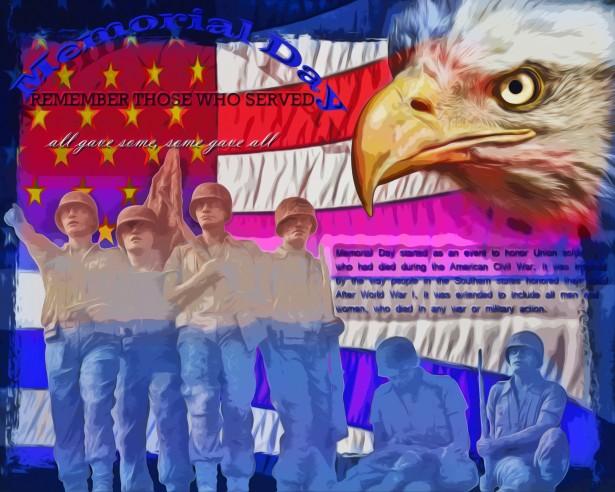 Memorial Day, Fallen Soldiers, Military Veterans