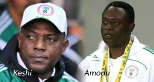 Keshi and Amodu