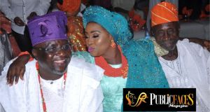 Wale Saranda weds Daughter out 10