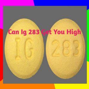 Ig 283 Pill High: Facts vs Fiction - Public Health