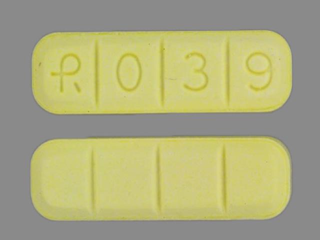 R039 Yellow Xanax Bars - Public Health