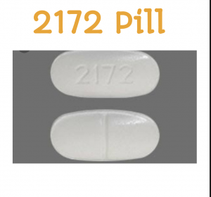 How To Spot A Fake 2172 White Pill - Public Health