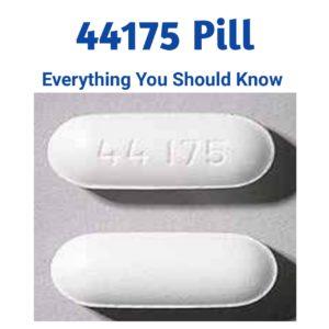 44 175 Pill | Public Health