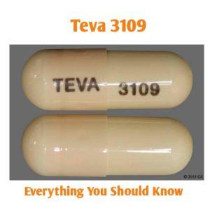 TEVA 3109 Pill | Public Health