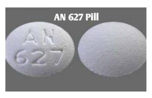 an 627 pill | Public Health