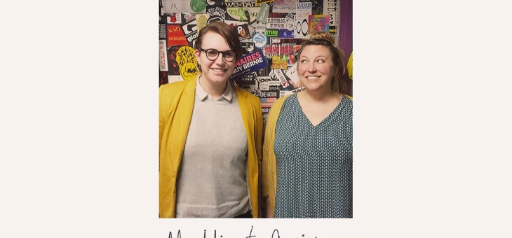 Corinne Rupp & Maddie Mott | History Students & Museum Professionals