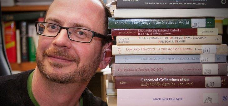 John Ott | Resident Medievalist