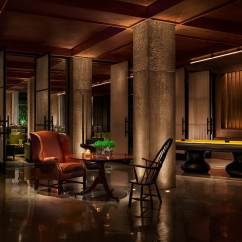Hotel With Kitchen New York Home Depot Layout Best Lobbies Nyc 2018 World 39s Hotels