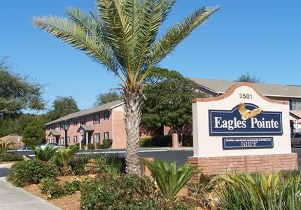 Eagles Pointe Apartments Jacksonville 3100 Townsend Blvd