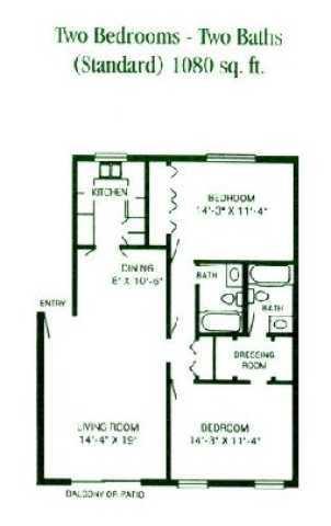 Plantation Apartments , 7061 Old King Road South