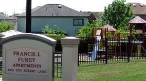 Francis Furey San Antonio Housing Authority Public Housing