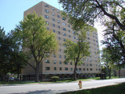 Park Tower North And South Omaha Low Rent Public Housing