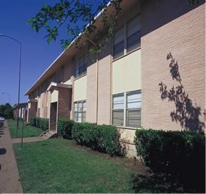 Dallas TX Low Income Housing