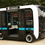 Conoce A Olli, El Vehículo Que Es Autobús Y Taxi A La Vez