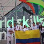 Colombianos ganan oro y plata en competencias WorldSkills en China
