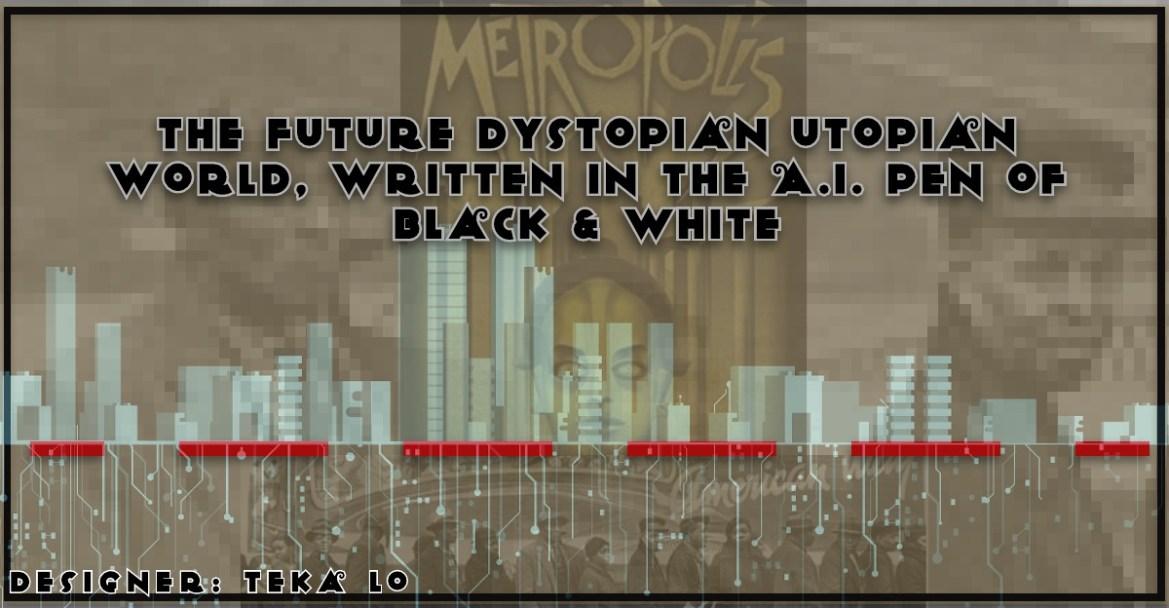 "Fritz Lang's Metropolis perfected through ""Jim Code"""