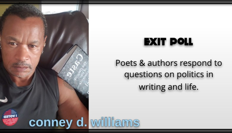 conney d williams poet