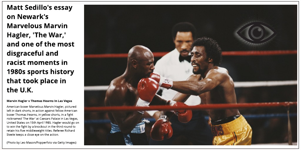Long Live the King Marvelous Marvin Hagler