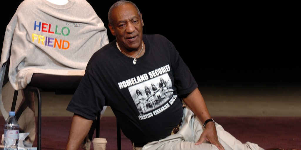 Abolition is not about Bill Cosby or Derek Chauvin