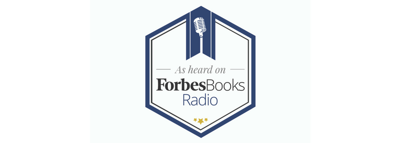 Forbes Books Radio host impressed by The CEO's Guide to Marketing