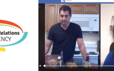 This Facebook video led to an overall reach in the tens of millions