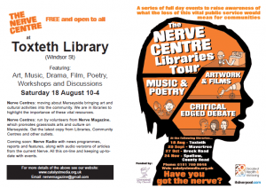 Nerve Centra at Toxteth Library
