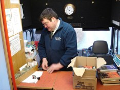 CILIPS Mobile Donald Morrison Librarian
