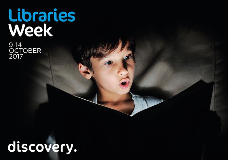 Image result for libraries week