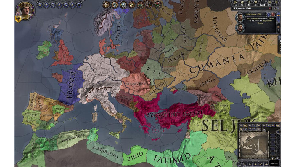 Factual accuracy and mechanical accuracy in Crusader Kings II