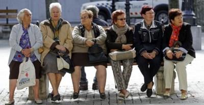 La Seguridad Social destinó en agosto 8.270 millones al pago de las pensiones contributivas. REUTERS