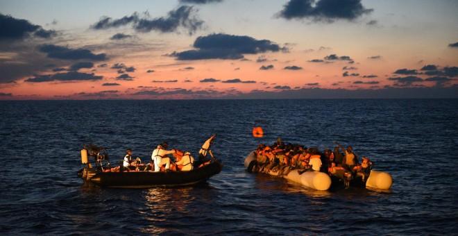 MSF rescata a más de 2.000 personas del Mediterráneo en las últimas 36 horas. MSF